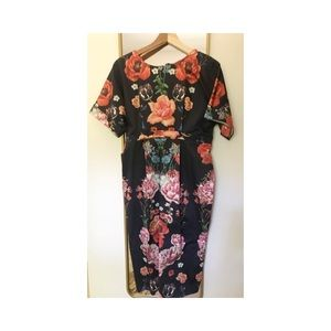 ASOS Floral Maternity Dress